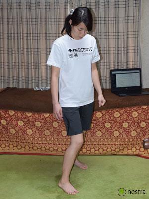 外反母趾体操3