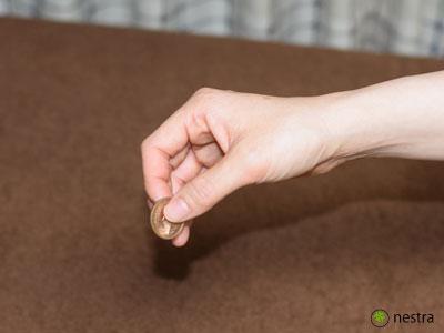 手根管症候群1小銭