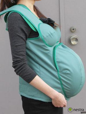 出産後腰痛-妊婦体験