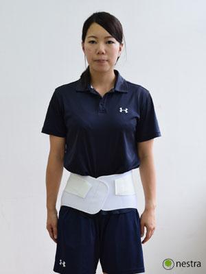 出産後腰痛-コルセット