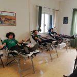 Εθελοντική αιμοδοσία Απρίλιος 2020