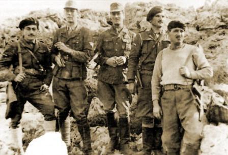 Kreipe_Abduction_Team Γερμανική Κατοχή – Χριστούγεννα 1942: Στο χωριό Γερακάρης Κρήτης