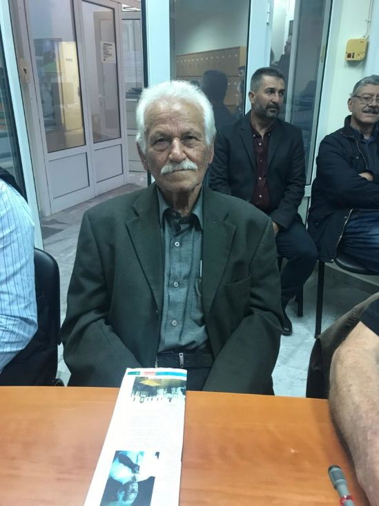 xairetis-1-e1553187035445 Τον Σπύρο Χαιρέτη βράβευσε το Δημοτικό Συμβούλιο Μαλεβιζίου