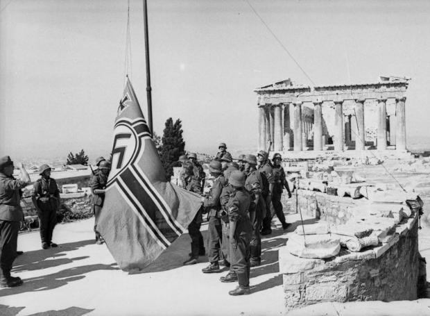 "image0015006 Κωδικός ""Μαρίτα"": Οι Γερμανοί επιτίθενται στην Ελλάδα"