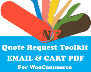 NP Quick Quote WooCommerce - PDF
