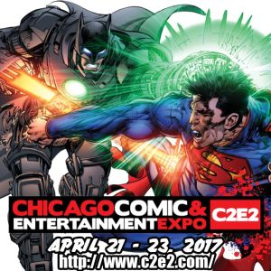 Chicago, illinois, comiccon, Neal Adams, comics, C2E2
