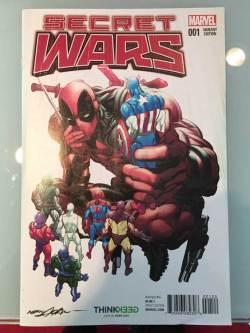 Neal-Adams-Deadpool-Secret-Wars-Signed-Comic