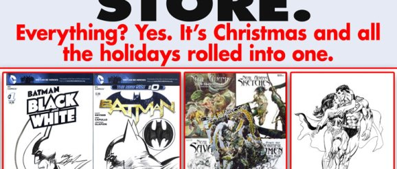 Neal Adams 2013 X-Mas Sale!