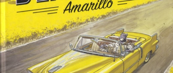 Dark Horse Presents: Blacksad Amarillo