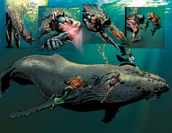 Neal Adams' Batman Odyssey #5 Pages 2-3