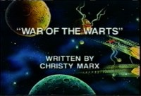 "Bucky O'Hare: Season 01 - Episode 01 ""War of the Warts"""