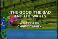 "Bucky O'Hare: Season 01 - Episode 03 ""The Good, The bad, and The Warty"""