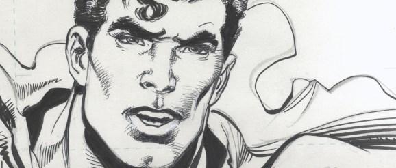Neal Adams - Original Art - Superman - Pencil