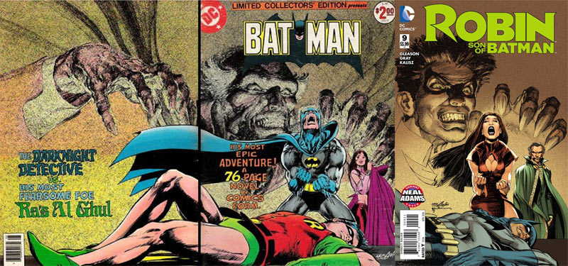 Neal Adams Month Covers: 13th Dimension reveals week 3 covers