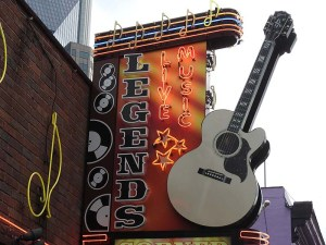 The home of country music