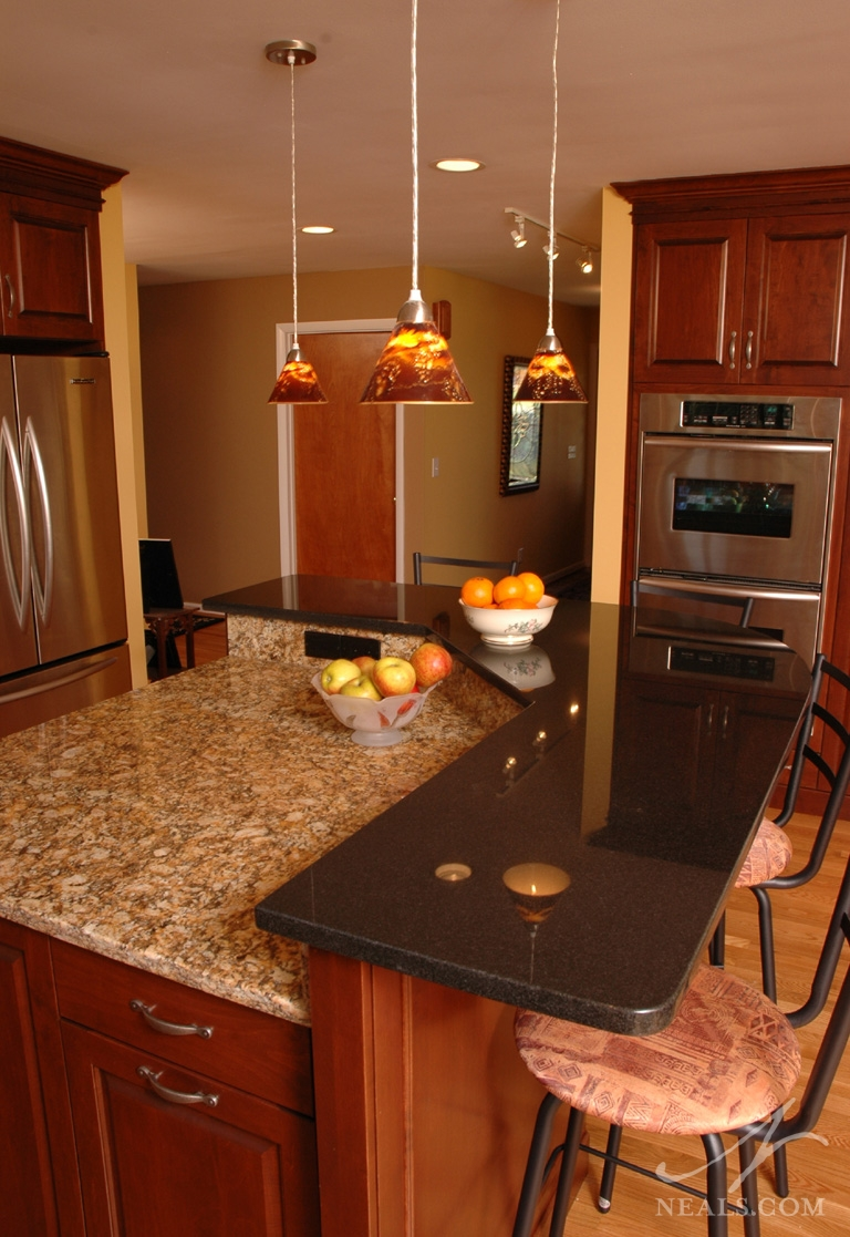 Family Kitchen Remodel  West Chester OH