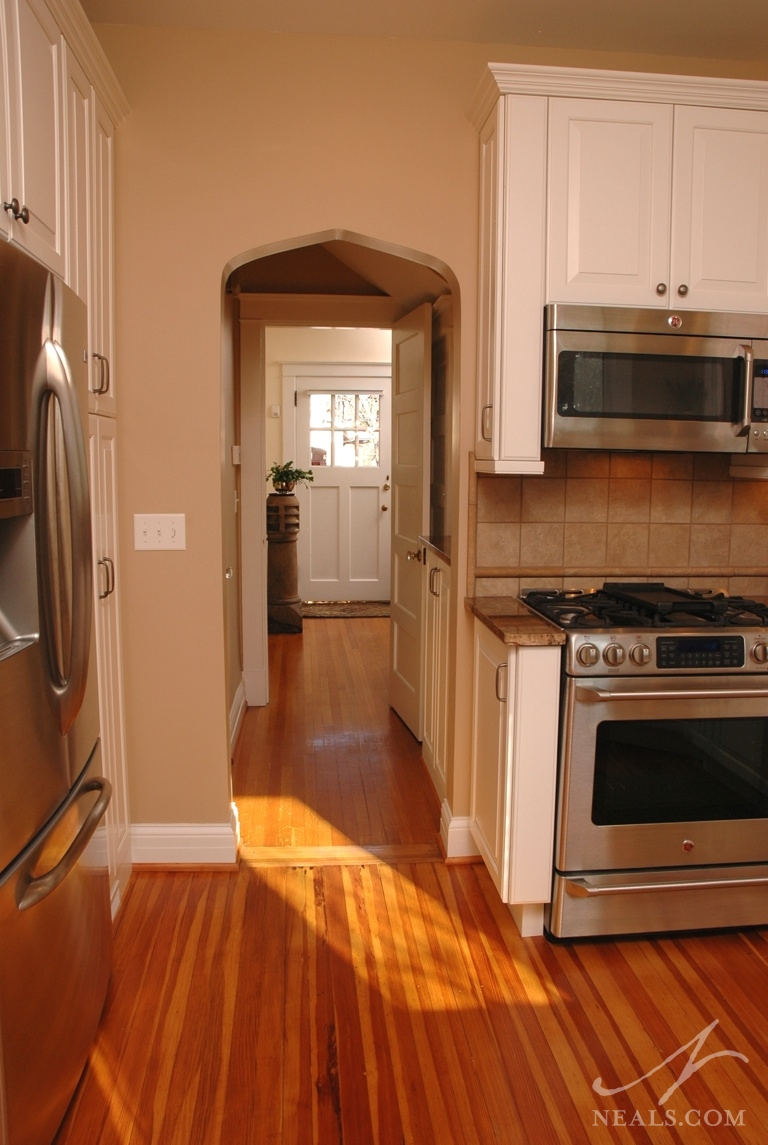 Turn of Century Kitchen Remodel  Clifton OH
