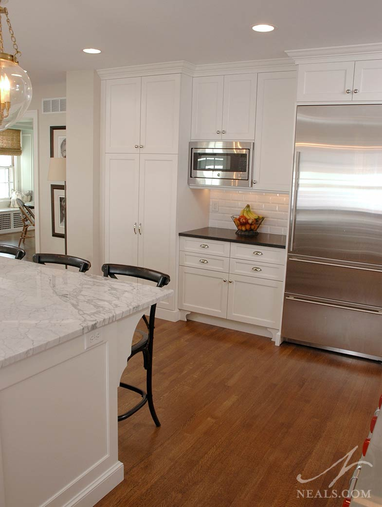 Traditional Home Remodel  Neals Design  Remodel