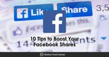 10 Tips to Get More Shares on Facebook