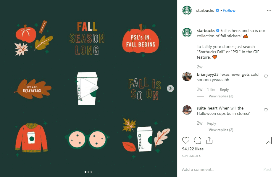 Eleven Instagram Post Ideas for Every Holiday Season