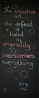 June Quote board