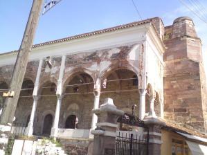 Το Τζαμί της Μυτιλήνης