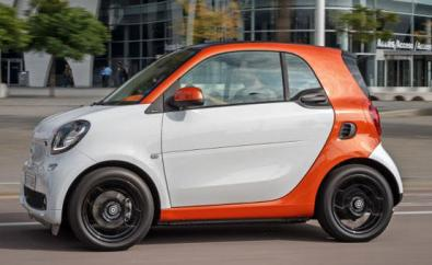 2014 / smart fortwo