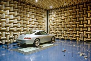 Μέτρηση θορύβου κύλισης.