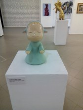 Y. Nara, Little wanderer and Pupcup,2005