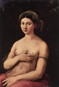 raphael_5_portrait_of_a_young_woman_la_fornarina