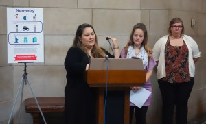 Jennifer Rodriguez, executive director of the Youth Law Center.