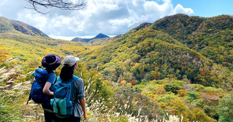 Hike to discover Mt Akagi in Gunma
