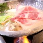 Delicious Nasu beef at a Japanese ryokan