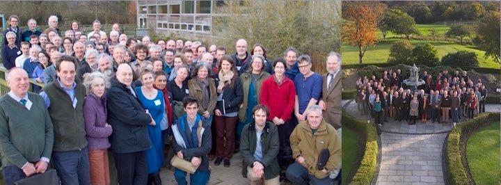 Curlew workshop delegates