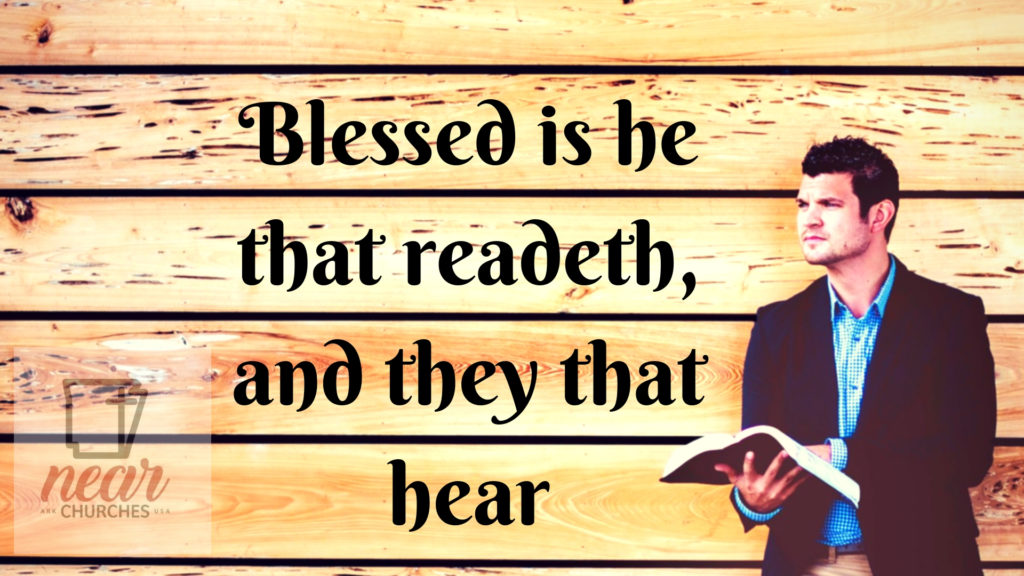 The Blessing of Reading the Bible