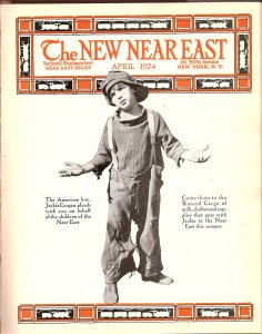 Jackie Coogan found fame playing a lovable urchin in Charlie Chaplin's 1921 film The Kid. In 1924 Near East Relief enlisted nine-year-old Jackie to launch a groundbreaking million-dollar Children's Crusade.