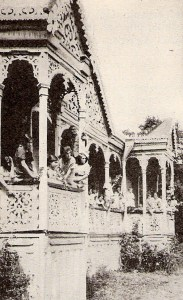 Near East Relief opened a sanitarium for severely malnourished children in Tiflis (now Tblisi), Georgia in 1920. The sanitarium was located in a converted Russian imperial hunting lodge.