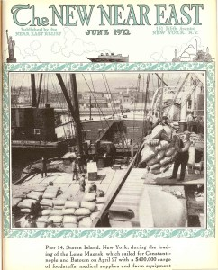 New Near East Cover, June 1922
