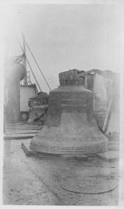 H.C. Jaquith's original caption states that this bell is from a guild church in Transcaucasia, another name for the South Caucasus.