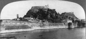 The Old Fortress at Corfu