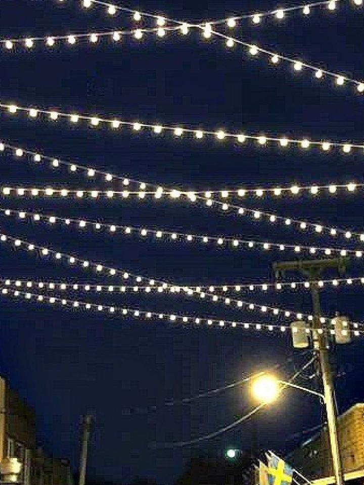 Marr Street Lights