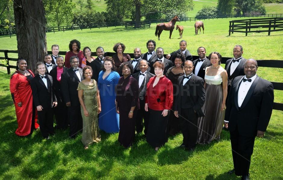 American Spiritual Ensemble 1 news