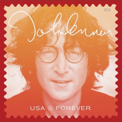 Lennon Stamp