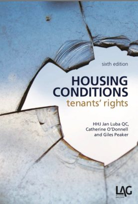 Housing Conditions - Tenants' Rghts