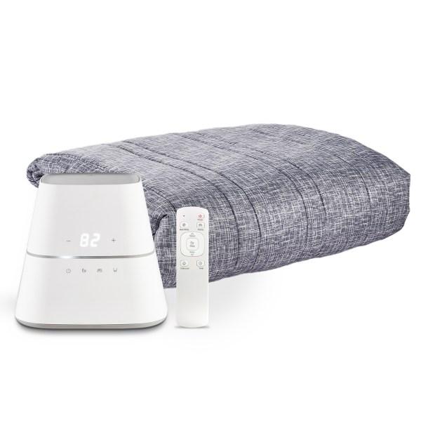 AquaPad water heated mattress pad
