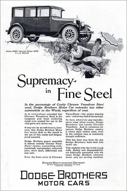 37 Fabulous Dodge Vintage Ads