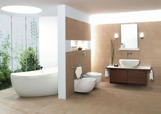 Design Bathroom Tiles