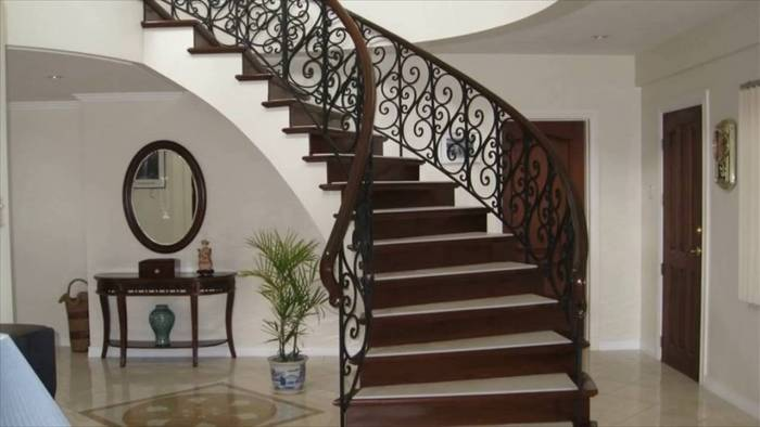 Indoor Stair Railings