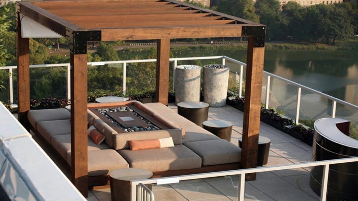 Rooftop Flooring Ideas