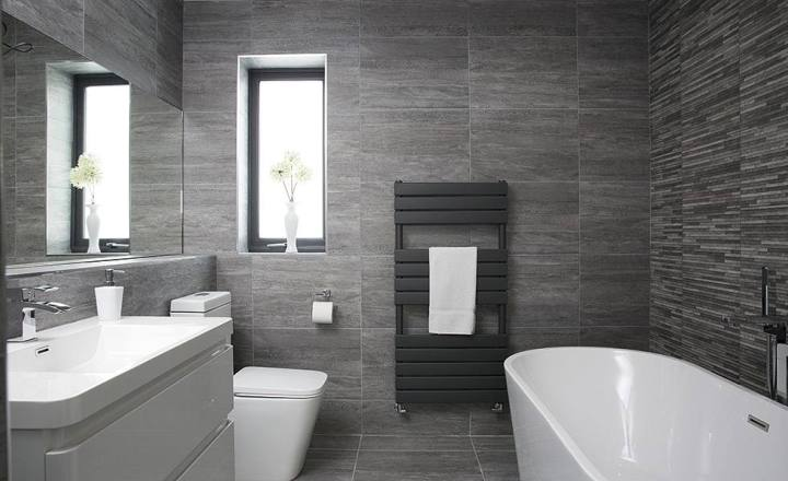 Bathroom Decor Black And White